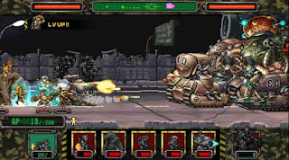 Metal Slug Attack Mod Apk + Data