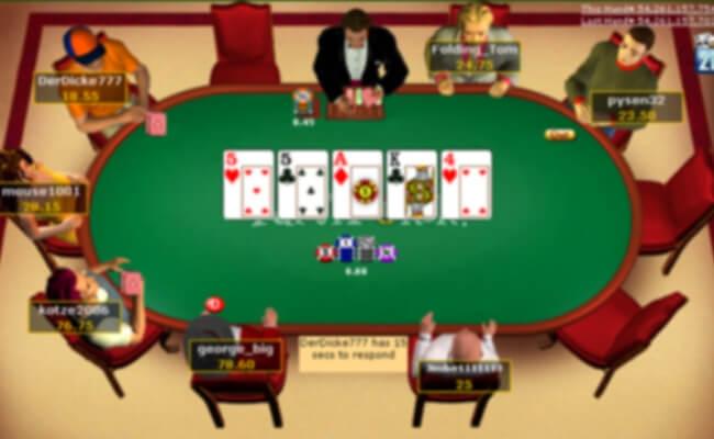 онлайн игры в покер деньги