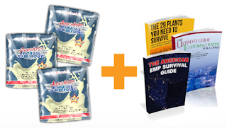 The Ultimate Survival & Health Physical Superfood Offer