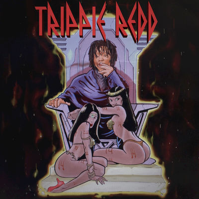 Trippie Redd - A Love Letter To You - Album Download, Itunes Cover, Official Cover, Album CD Cover Art, Tracklist