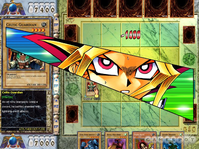Download Games Yu Gi Oh Power Of Chaos Joey The Passion