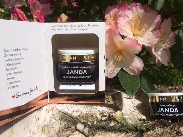 kosmetyki marki Janda