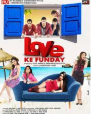 Love Ke Funday (2016) Hindi DVDRip 700MB