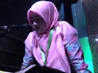 MTQ Nasional XXVI NTB 2016 - Tilawah Dewasa Putri (Surat An ahl Ayat 90)