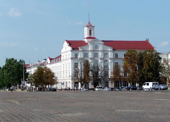 Чернигов. Областной апелляционный суд