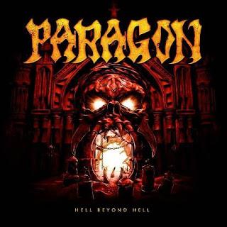 """Το lyric video του τραγουδιού των Paragon """"Hell Beyond Hell"""" από τον ομότιτλο δίσκο τους"""