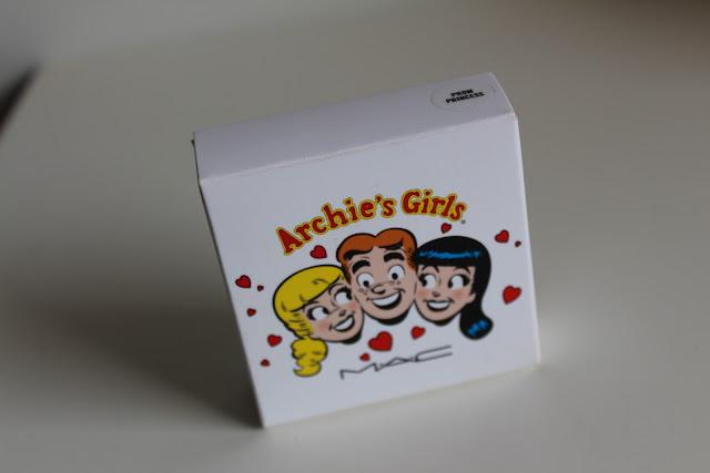MAC Archies GIrls rumenilo u nijansi Prom Princess
