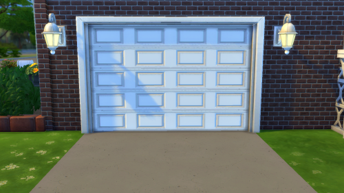 My Sims 4 Blog TS3 Dining Seating Columns and Garage Door Conversions by Lindsey