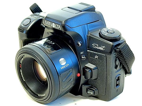 Minolta Alpha Sweet, Maxxum AF 50mm f/1.7