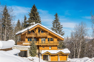 Chalet Chopin, Meribel - Click link to view