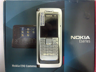 Nokia jadul E90 communicator