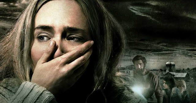 """""""A Quiet Place"""" representará el género de terror en los Oscar 2019"""