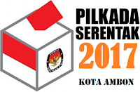Pilwalkot Kota Ambon 2017