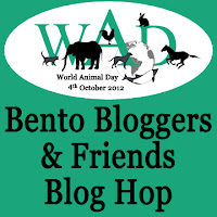 World Animal Day Blog Hop