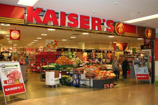 Supermercado Kaiser's em Berlim