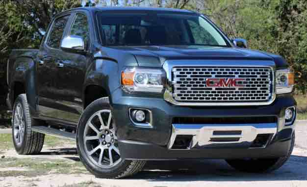 2020 GMC Canyon Denali