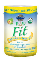 Garden of Life RAW Fit Vegan Protein Powder for Weight Loss