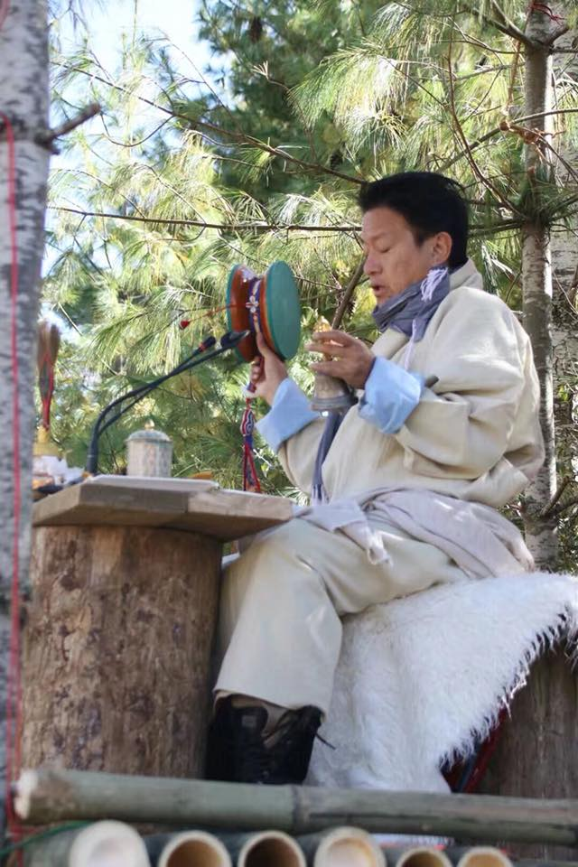 Phub Dorji Wang: The origin of the profound Throema Chod and