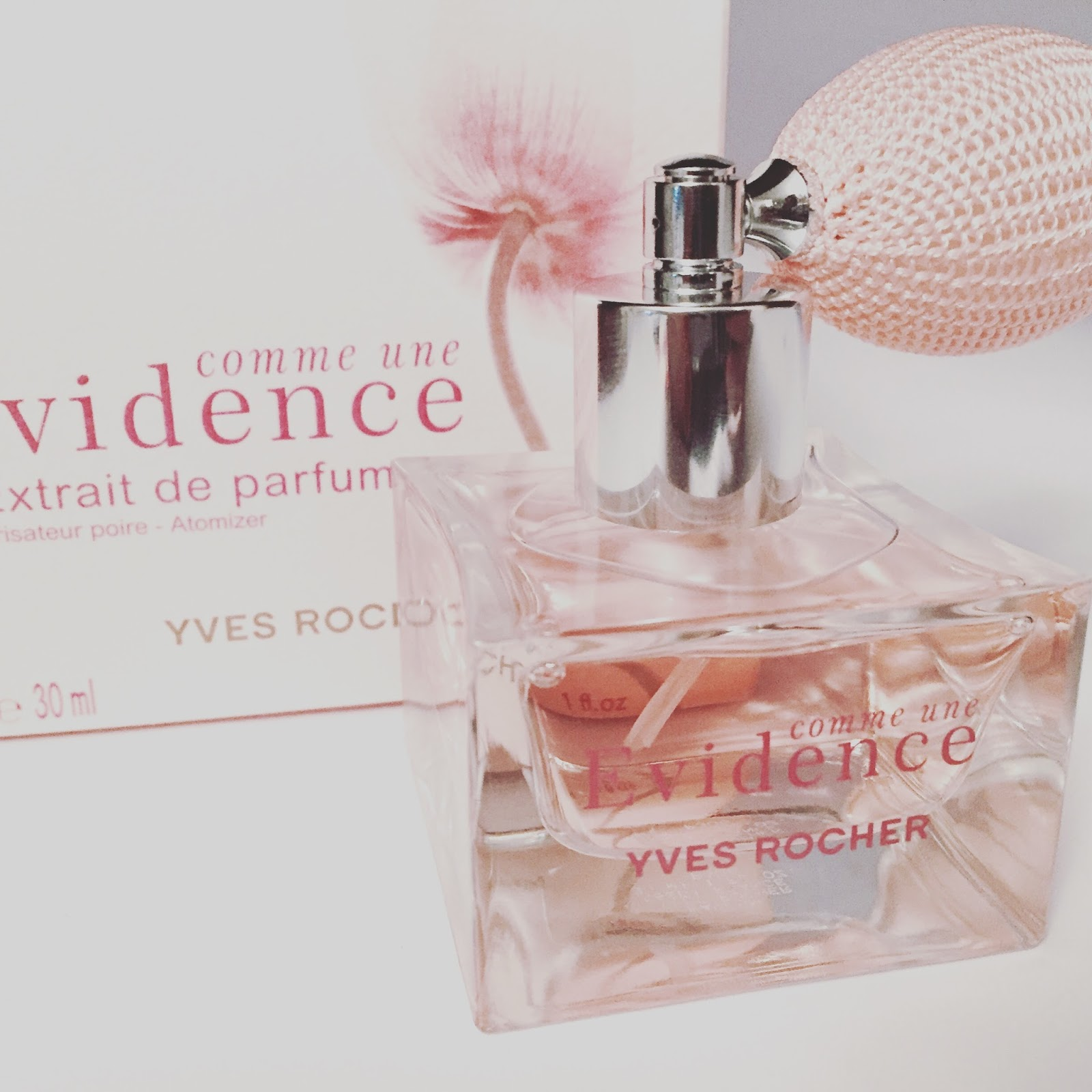 Something Special духи как явность Comme Une Evidence Le Parfum