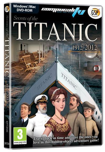 Secretos del Titanic PC Full Español Descargar Juego 2012