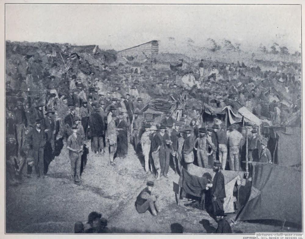 Anderson Prisoner War Camp
