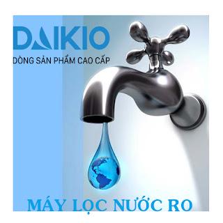 Máy lọc nước RO Daikio, Máy làm mát Daikio, Tivi Daikio · Bài đăng