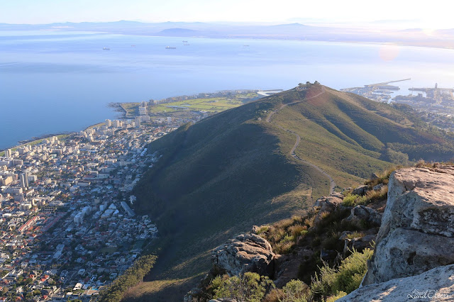 South Africa - Cape Town - Lions Head - Signal Hill
