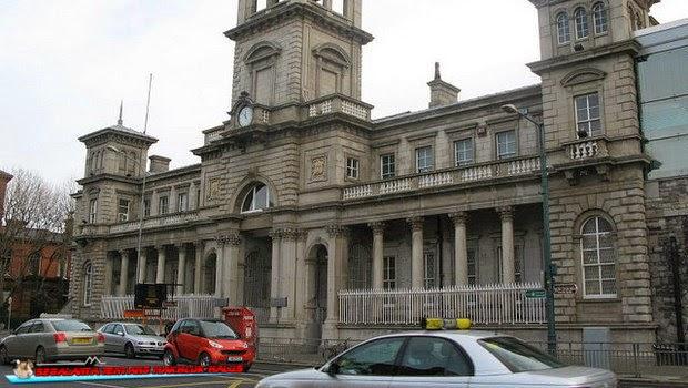 Stasiun Kereta Api Conolly - Irlandia