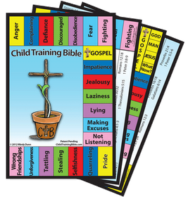 Child Training Bible Review and Giveaway