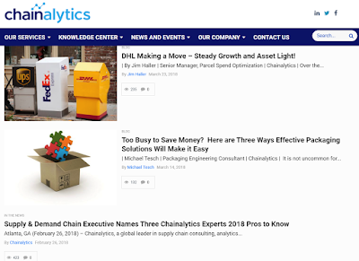 Chainalytics Packaging Blog