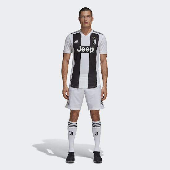 online store a332b 6719c Juventus 18-19 Home, Away & Third Kits Leaked / Revealed + ...