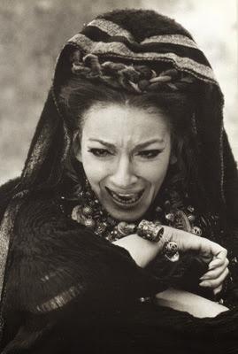 Αυγούστος 1961: Η Μαρία Κάλλας ερμηνεύει την Μήδεια στην Αρχαία Επίδαυρο
