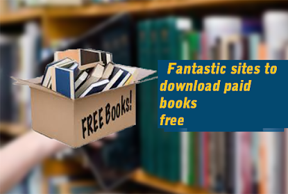 How to download paid books for free online free ebooks/pdf.