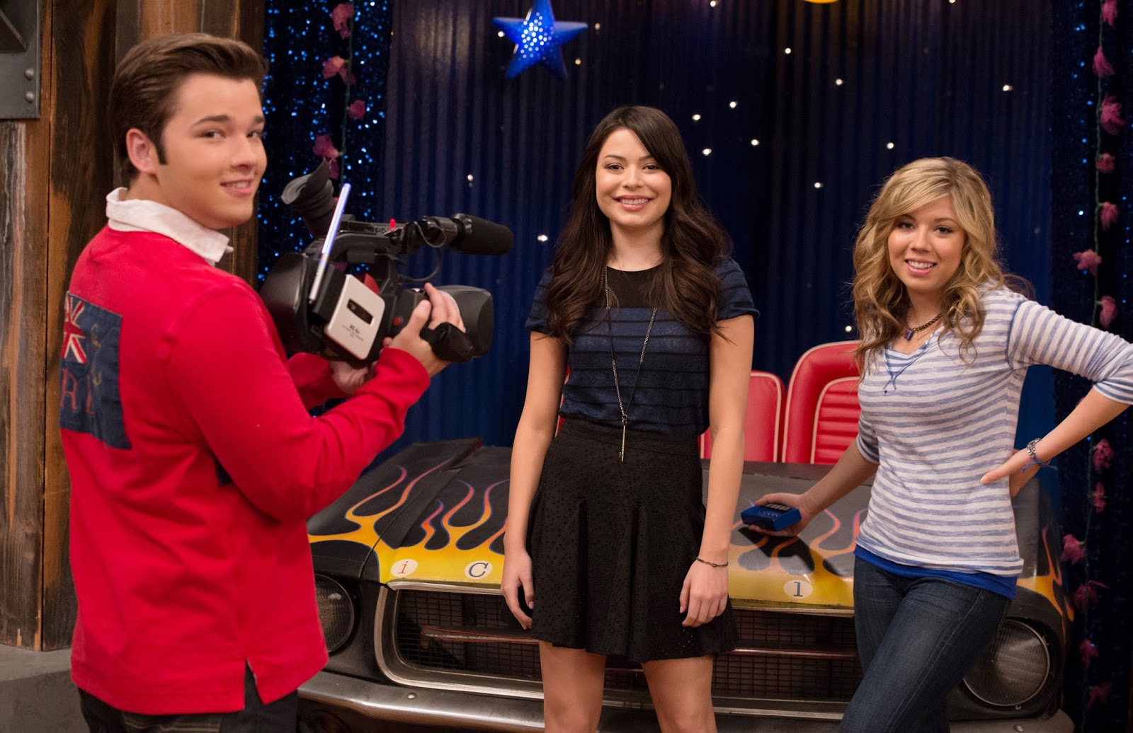 Jennette Mccurdy Is Like One Of My Best Friends And I See Jerry Trainor All The Time So I Think That That Would Be Really Fun