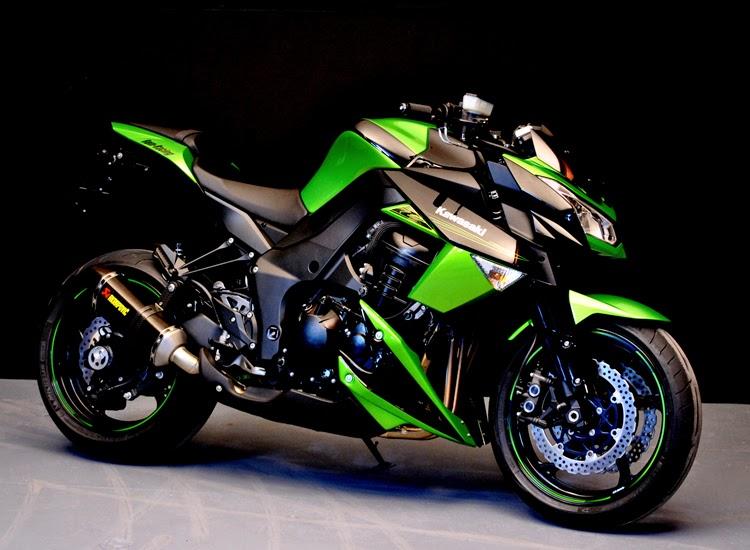 Ajip Kawasaki z100 - Harga dan Spesifikasi Terbaru 2014 | ndel-ondel