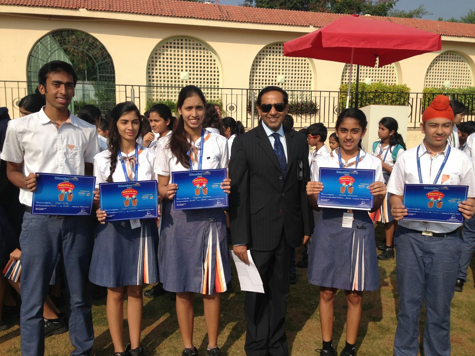 International essay competitions for high school students