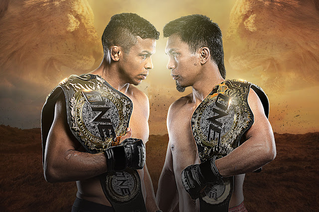 BIBIANO FERNANDES  VS KEVIN  BELINGON : ONE CHAMPIONSHIP 83 - HEART OF A LION
