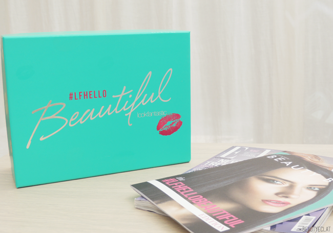 Lookfantastic Beauty Box Hellobeautiful