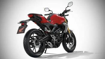 Honda CB150R vs Yamaha MT-15