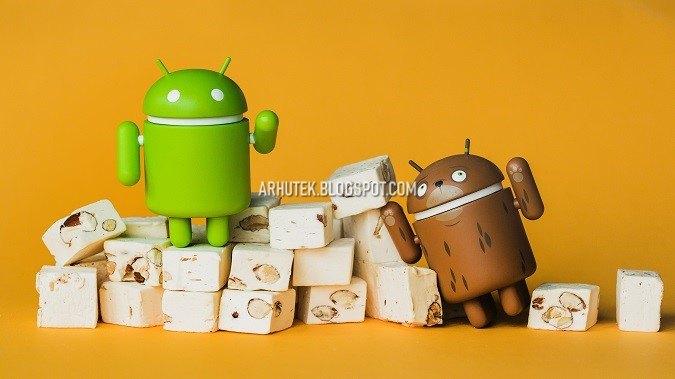 Daftar Hp Android Nougat Agustus 2018