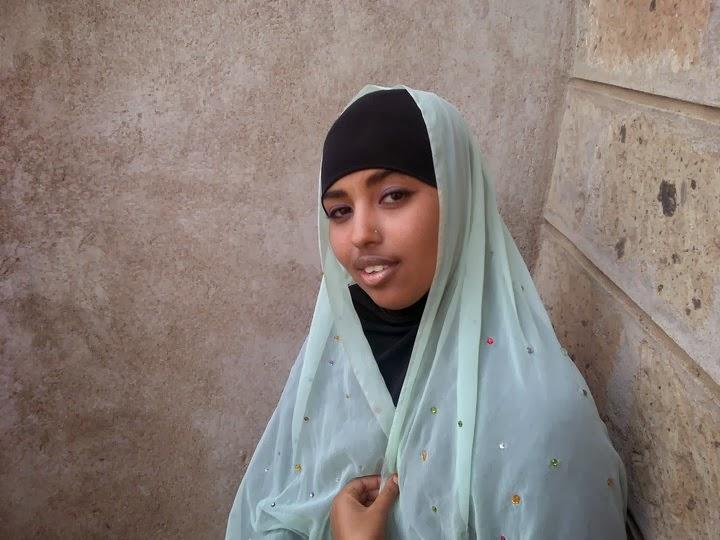 Beautiful Djibouti Women