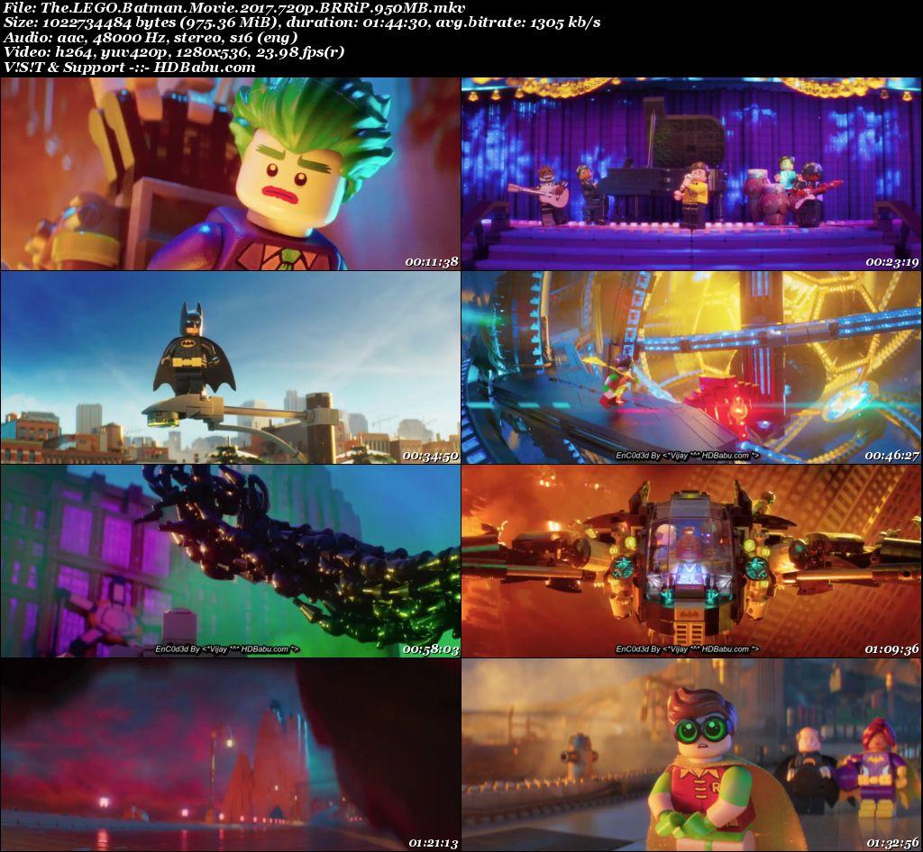 The LEGO Batman Movie Full Movie Download