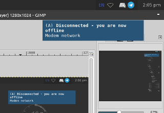 Mengganti Notify OSD di Ubuntu dengan Dunst, pop up notifikasi yang lebih ringan, cocok untuk window manager Openbox.