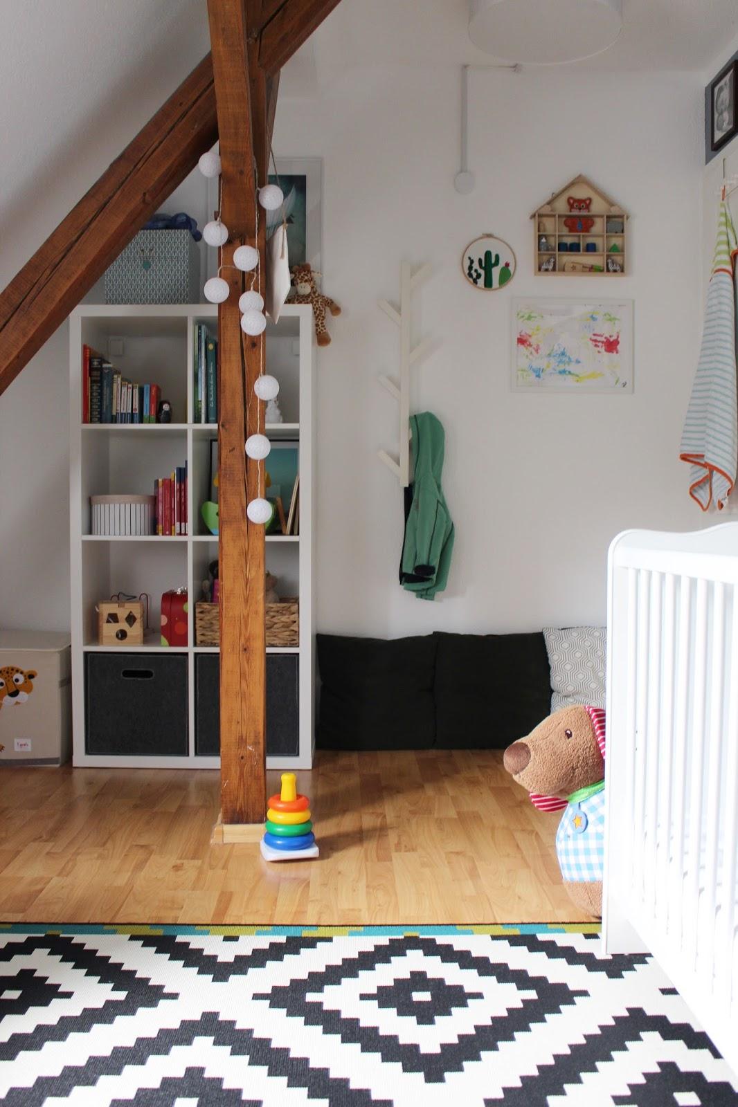 Kinderzimmer Einrichten: Neue (selbstgemachte) Deko In Bunten Farben