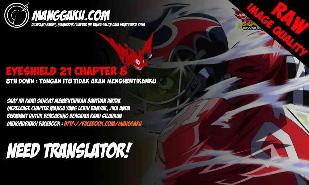 Komik eyeshield 21 008 - tangan itu takkan menghentikanku 9 Indonesia eyeshield 21 008 - tangan itu takkan menghentikanku Terbaru 0|Baca Manga Komik Indonesia|