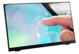 noleggio monitor touch screen