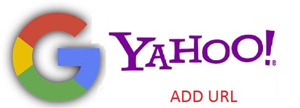 Google Yahoo Add url