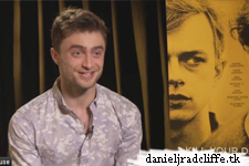 Updated(9): press junket interviews for Kill Your Darlings (US)