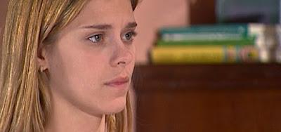 Camila (Carolina Dieckmann) era mimada e ficou com o namorado da própria mãe na novela