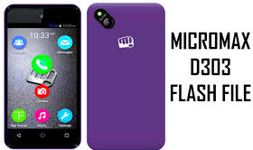 Download Micromax D303 Firmware Flash Stock ROM (Flash File) For Windows